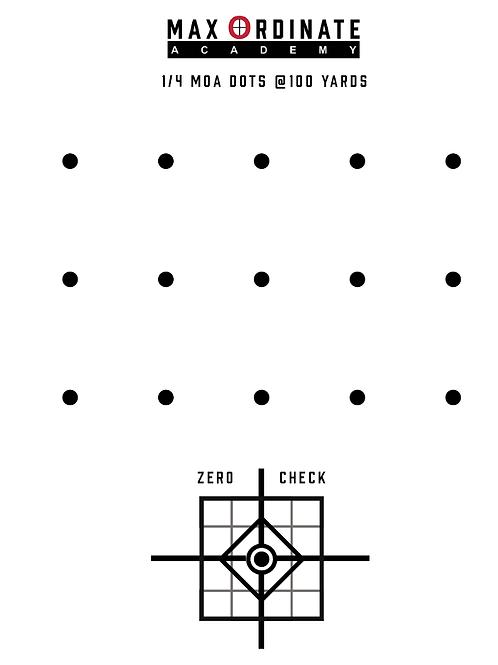QTR MOA Dots