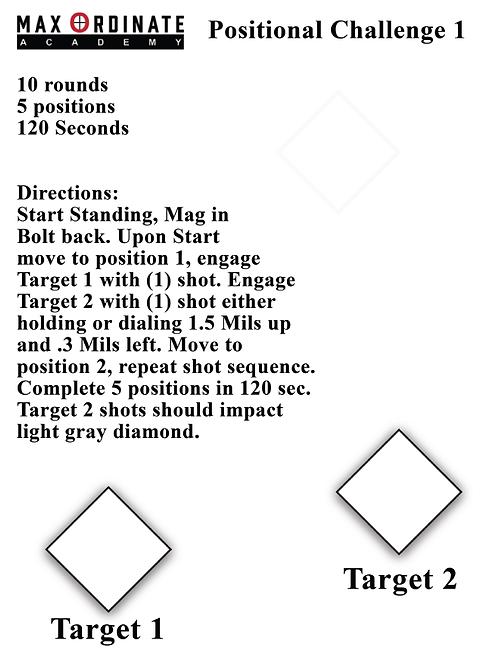 Positional Challenge 1