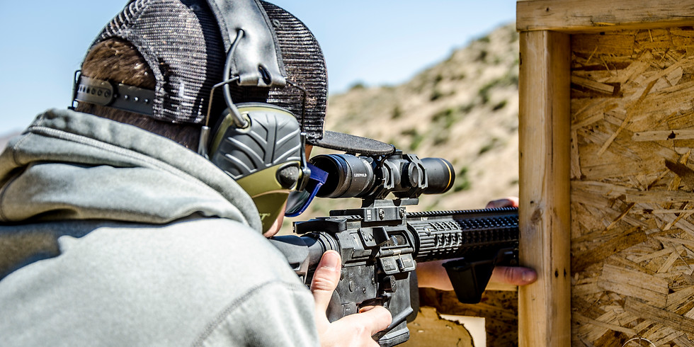 Urban Rifle II :: Dynamic Engagement