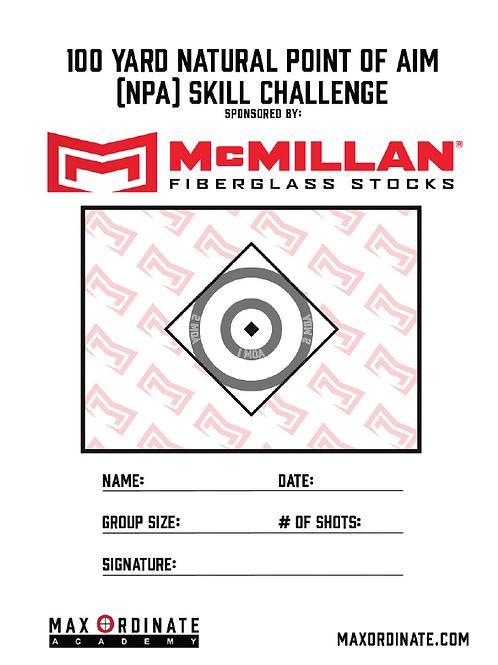 McMillan Natural Point of Aim