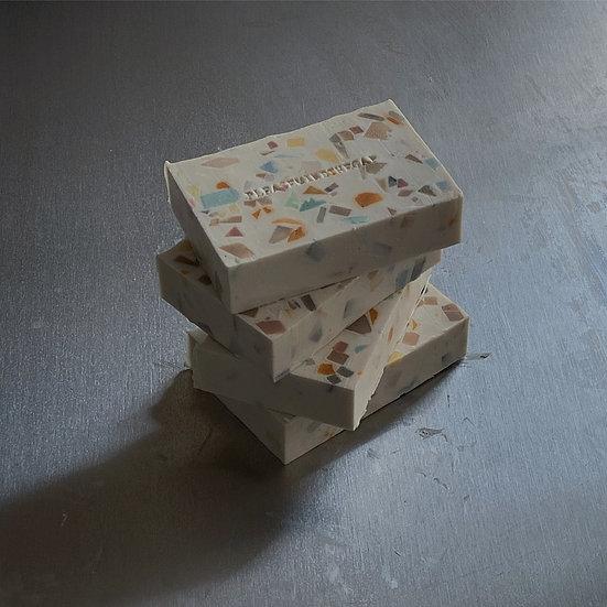 Recycled Soap 再生水磨石皂