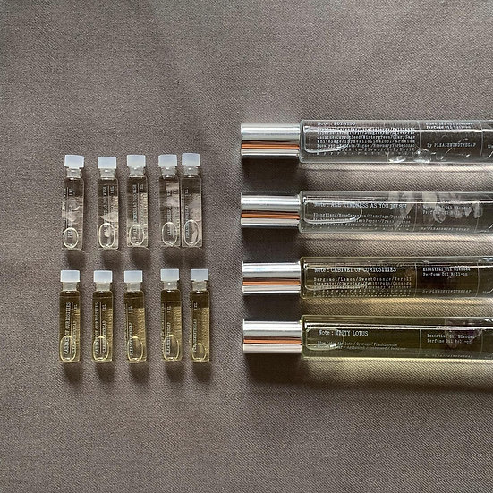 Roll On Perfume Oil Tester 1ML | 走珠香水油試香瓶 1ML