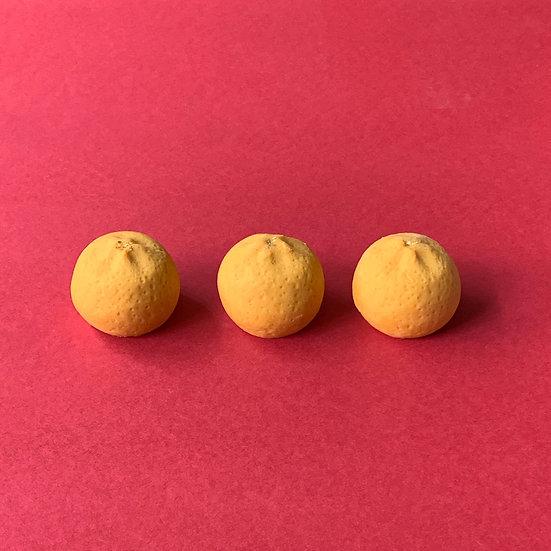 Pomelo Leaf Tangerine Soap 碌柚葉大吉皂