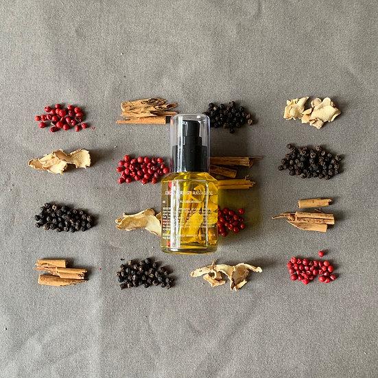 Ginger Synergy Massage Oil  50ML 複方按摩薑油