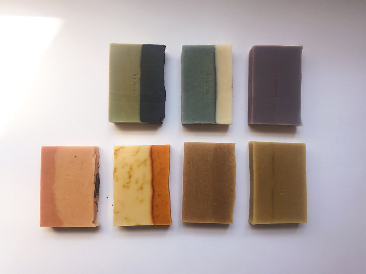 Oatmeal & Brown Sugar Soap | 黑糖蜂蜜燕麥皂