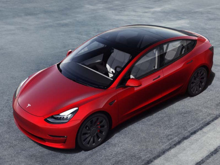 #TeslaModel3