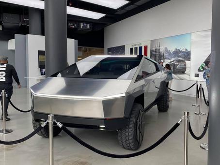 #ElonMusk #Tesla #CyberTruck  https://www.tesla.com/referral/audrey93983