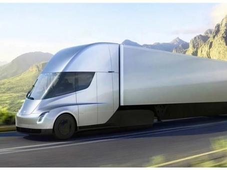 #ElonMusk #TeslaSemi  Purchase Link