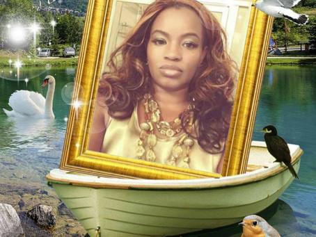 Ruler of Africa  Goddess IsIs, Audrey L Simmons, God's Chosen Saint