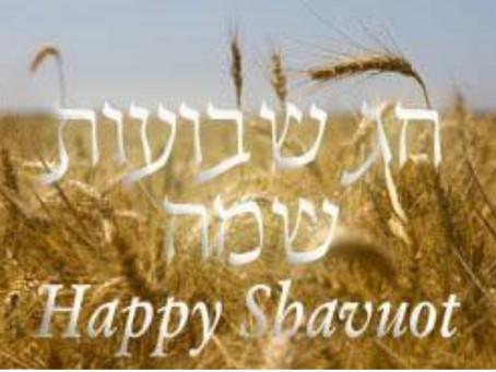 #HappyShavuot