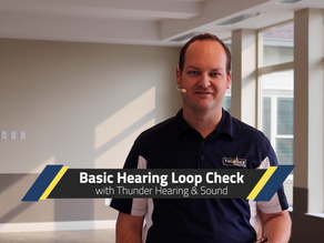 How to do a Basic Hearing Loop Check
