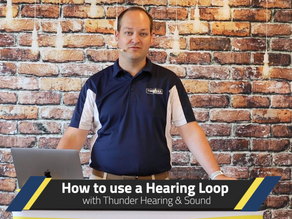 How to use a Hearing Loop