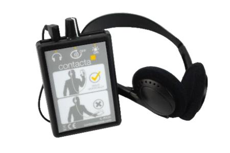 Contacta Hearing Loop Listener