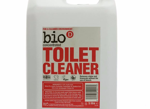 Bio d Toilet cleaner per 100ml