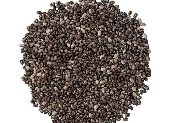 Chia seeds per 100g