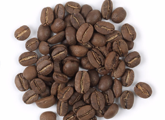 Espresso full bodied dark chocolate and nuts coffee beans per 50g