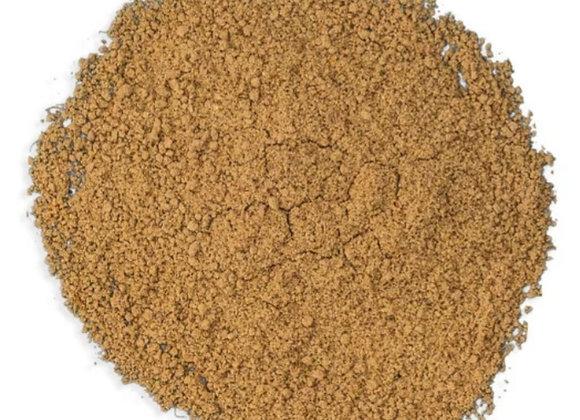 Ground ginger per 50g