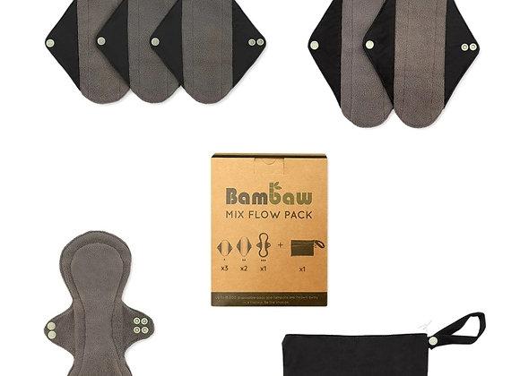 Bambaw Reusable Sanitary Pads Mixed Box