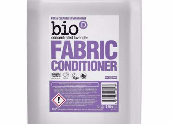 Bio D fabric conditioner lavender 5litre