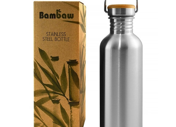 Bambaw Stainless-Steel Water Bottle 750 ml