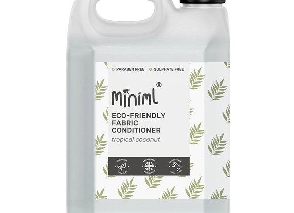 5 Litre Miniml Coconut Fabric Conditioner