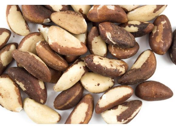 Organic Brazil nuts per 100g