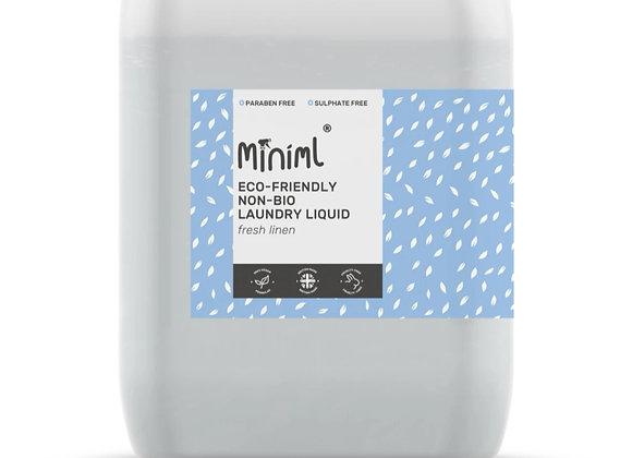 Miniml Eco Friendly  Non Bio Fresh Linen Laundry Liquid per 100ml