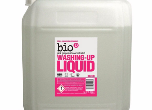 Bio D washing up liquid pink grapefruit per 100ml