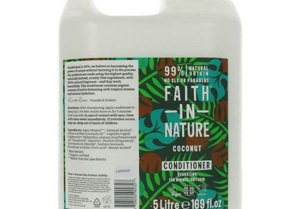 Faith in nature coconut conditioner per 100ml