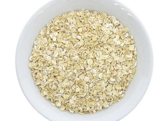 Organic porridge oats per 100g