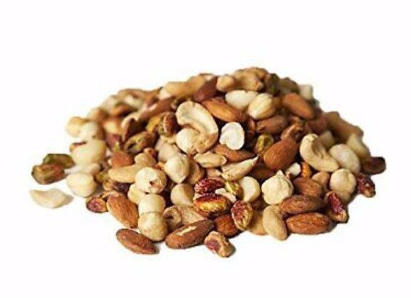 Mixed nuts per 100g
