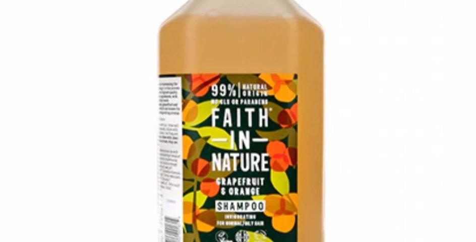 Faith in Nature Grapefruit & Orange Shampoo per 100ml