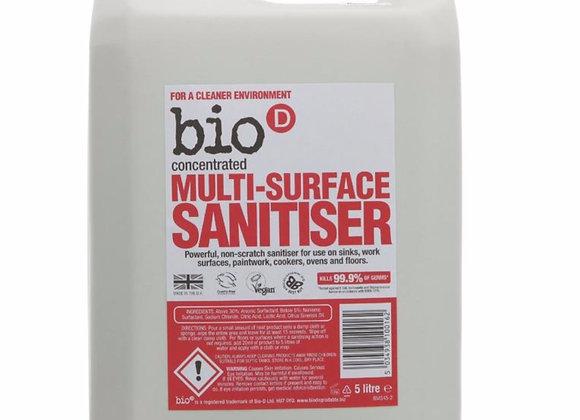 Bio d multi surface cleaner per 100ml