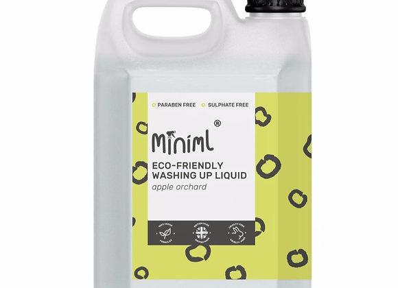 Eco Friendly Washing Up Liquid Apple Orchard per 100ml