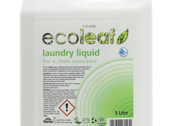 Eco leaf laundry liquid summer rain 5 litres