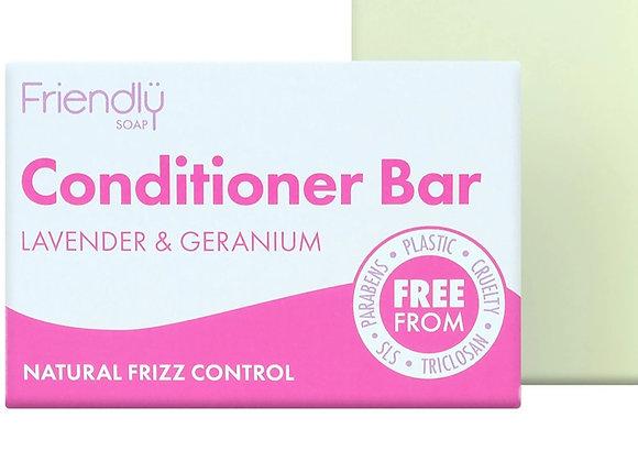 Conditioner bar lavender & geranium