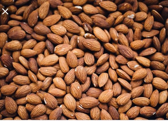Almonds per 100g
