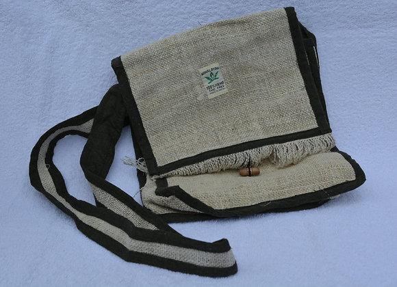 Hemp body cross bag
