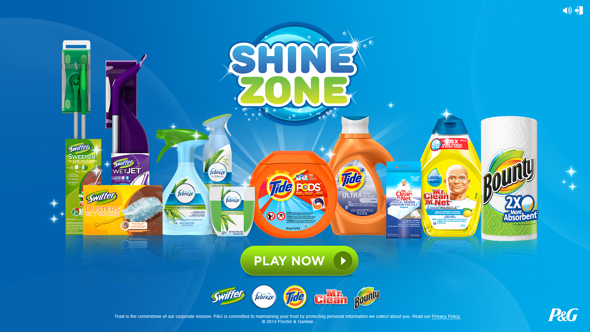 Shine zone