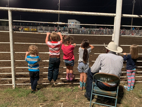 Rodeo knows no age
