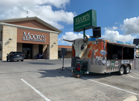 Moore's Home Furnishings Event Photos