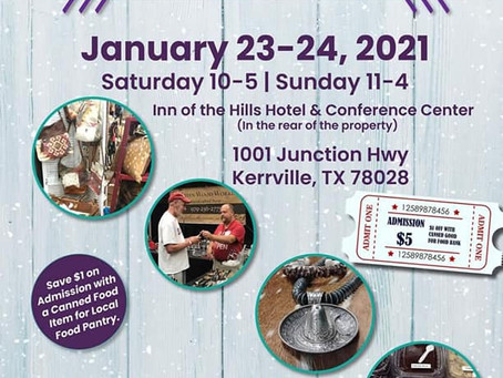 Kerrville winter market this weekend!