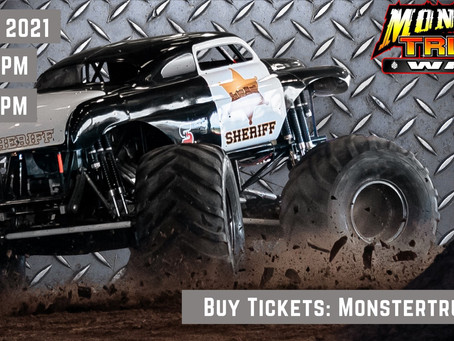 Fredericksburg Monster Truck Wars