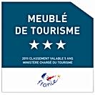 Logo officiel des meublés de tourisme