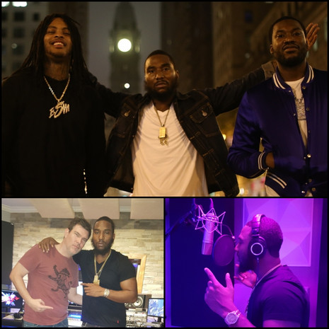 Dreamchasers (Waka Flocka, OMelly, Meek Mill)