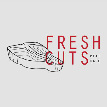 Fresh Cuts T-bone Logo