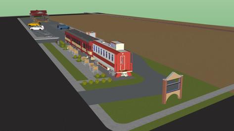Train Depot Wilson E End