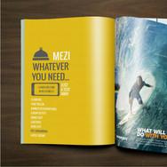 Mezi Magazine Ad