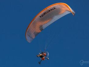 Paramotorvliegen