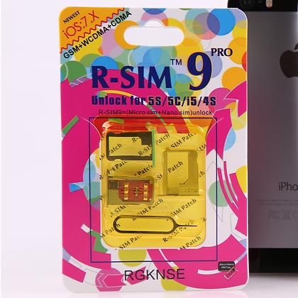 RSIM PARA LIBERAR  IPHONE 4S 5 5C 5S